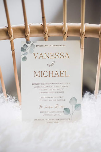Vanessa & Michael-Whimsical Forest Themed Wedding