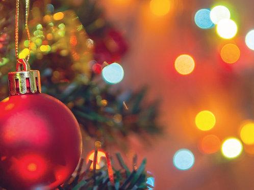 Christmas Gift Voucher –3 YOGA CLASSES