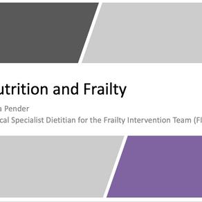 GEM Teaching: Nutrition and Frailty