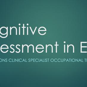 GEM Teaching: Cognitive Assessment in ED