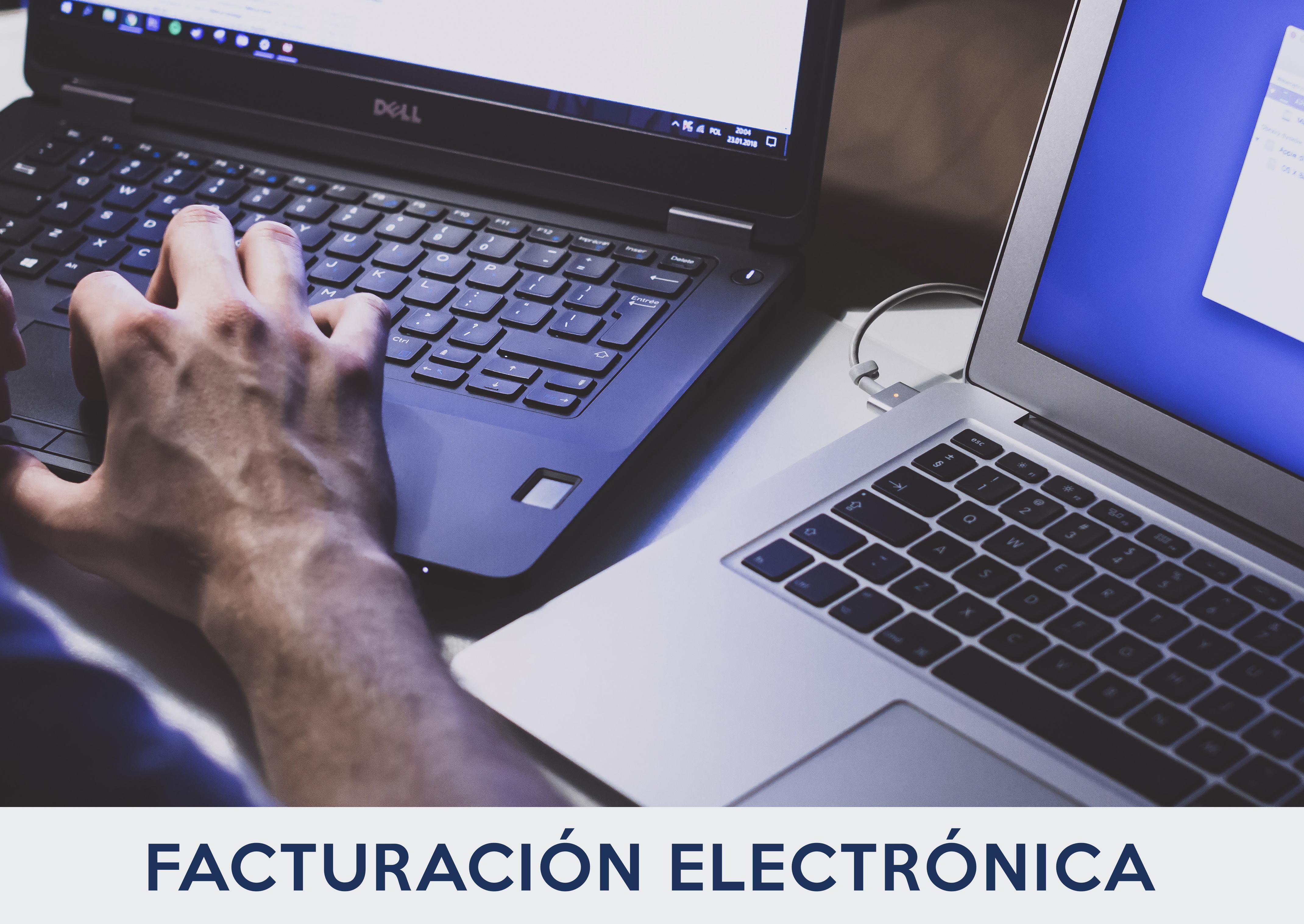 Asesoría fact. electrónica