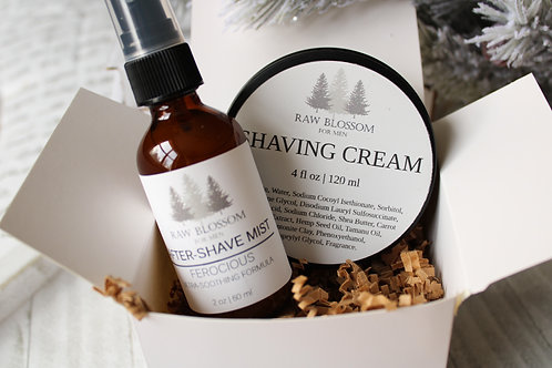 Shave care gift set for Him