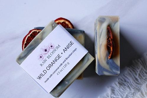 Wild Orange + Anise Artisan Soap
