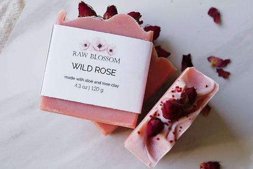 Wild Rose Artisan Soap