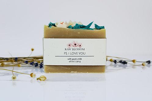 P.S. I Love You Artisan Soap