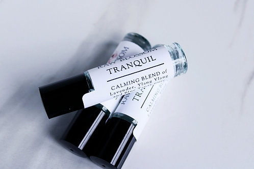 Tranquil Calming Essential Oil Roller