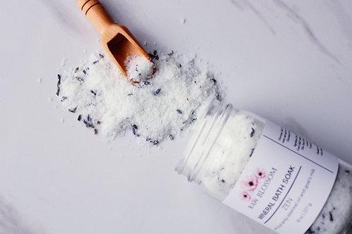 Zen Aromatherapy Mineral Salt Soak