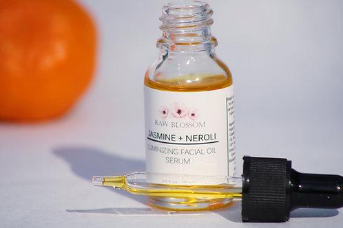 Jasmine + Neroli Luminizing Facial Oil Serum
