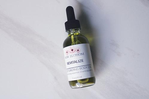 Revitalize Body Oil