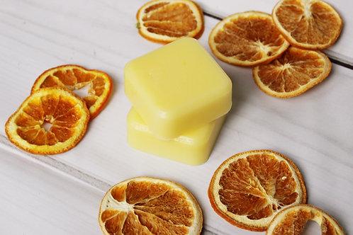 Earthy Orange Conditioner Bar