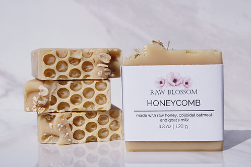 Honeycomb Artisan Soap