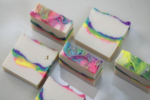 Tie-Dye Artisan Soap