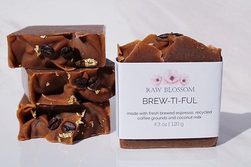 Brew-ti-ful Artisan Soap