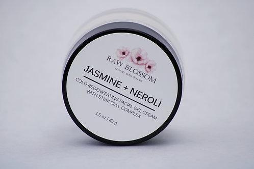 Jasmine + Neroli Cold Regenerating Facial Gel Cream