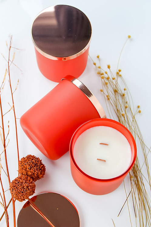 Summer Sunset Luxury Home Candle
