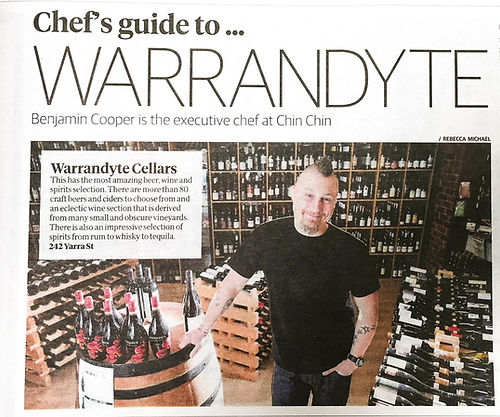 Herald Sun Article
