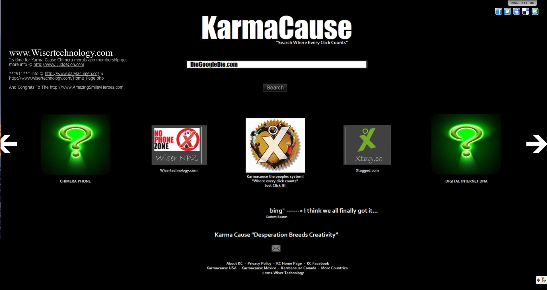 www.Karmacause.com
