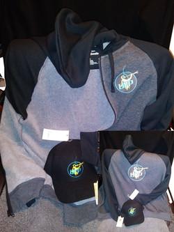DVP caps & hoodies