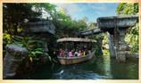 THE JUNGLE CRUISE (Disneyland)