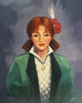 The Portraits of Melanie Ravenswood (Phantom Manor)