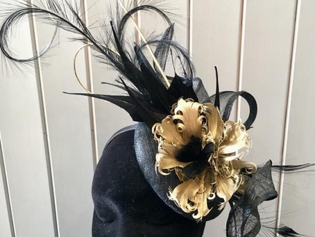 Guest Blog Marie Hill Millinery