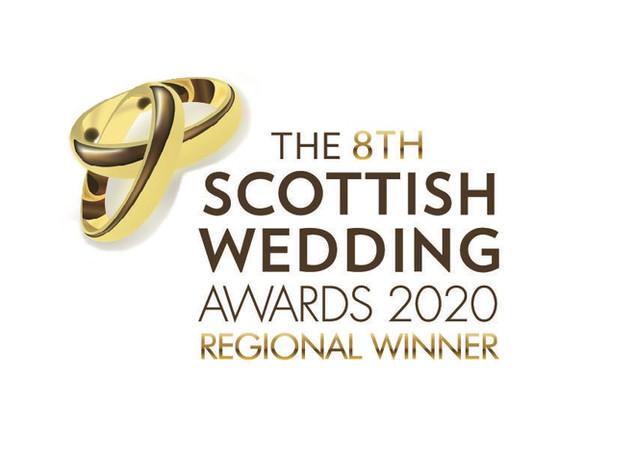 Scottish Wedding Awards 2020