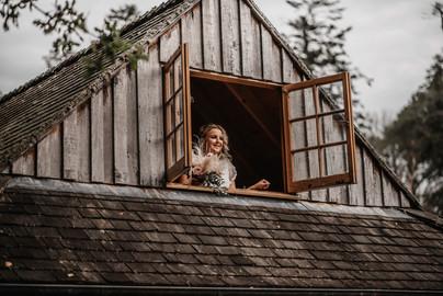 Kinmount House Wedding