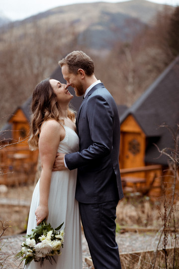 Glencoe Elopement Photoshoot