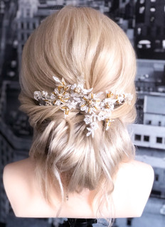 Wedding Hair Dumfries and Galloway