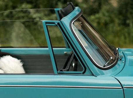 Guest Blog Kippford Classic Car Hire