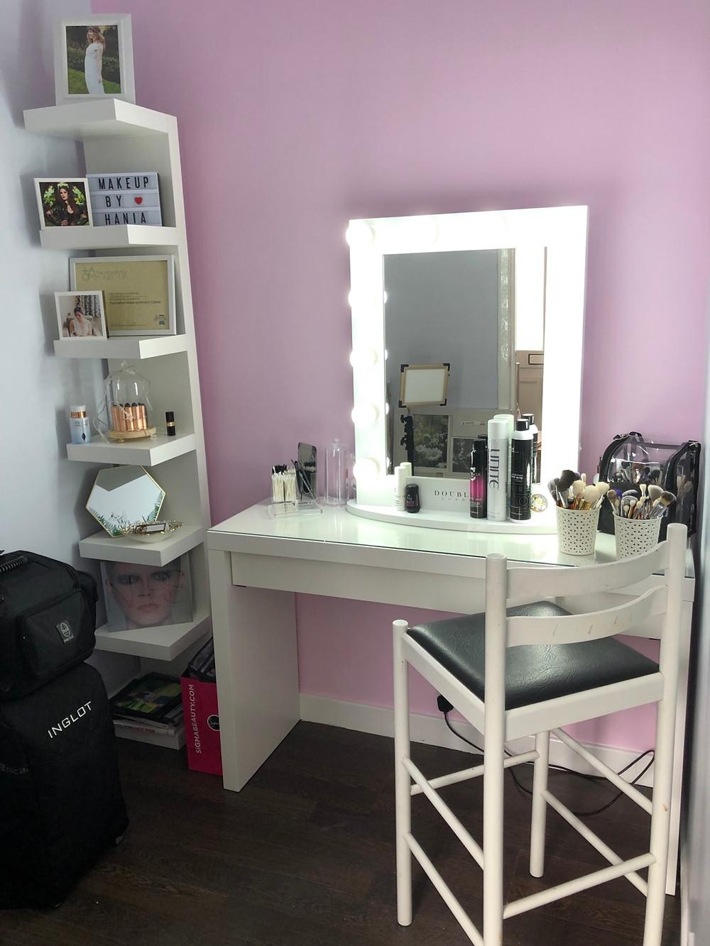 Makeup Studio Moffat