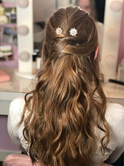Boho Wedding Hair Dumfries and Galloway
