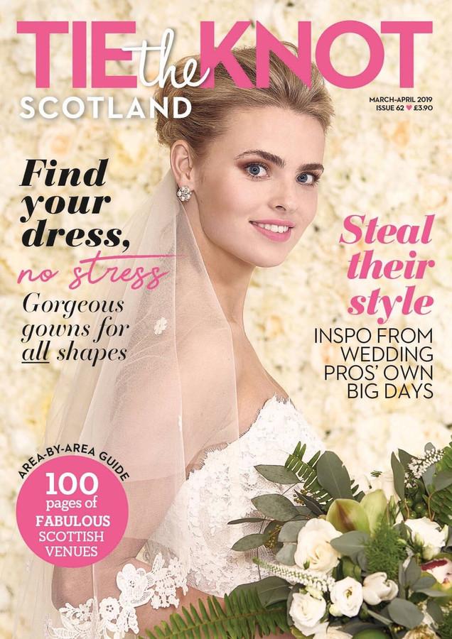 Tie The Knot Scotland Wedding Magazine