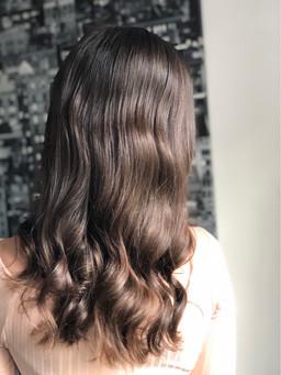 Soft Wavy Hairstyle Weddings
