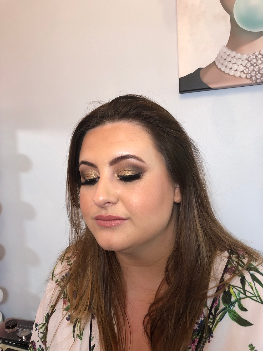 Scottish Makeup Artist