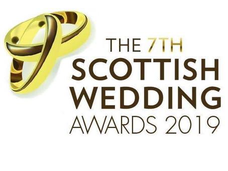 The Scottish Wedding Awards 2019