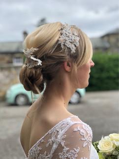 Boho Wedding Hair Scotland
