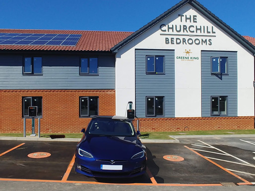 Green(e) Kings: Brewers to offer EV charging at 900 of their pubs