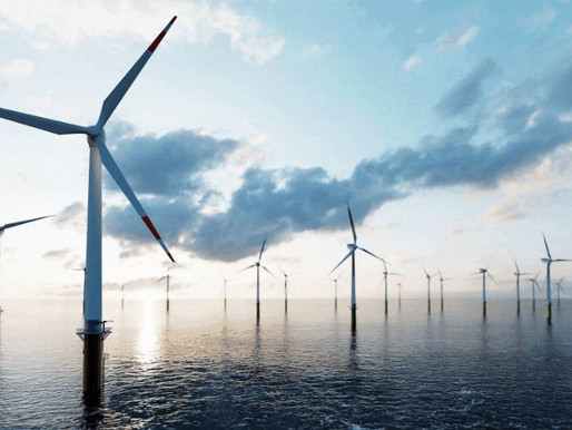 A lot of wind? PM says all homes to be powered by offshore renewables by 2030