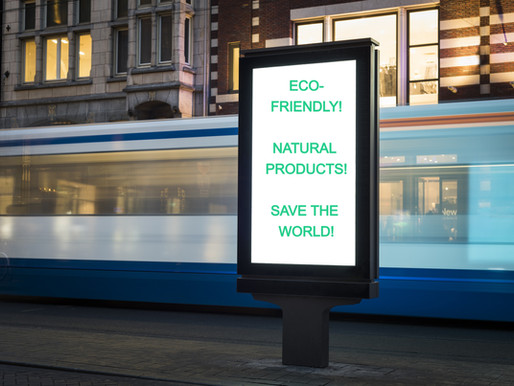 Damning report reveals high incidence of greenwashing in eco-marketing