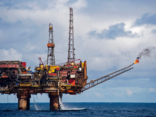 "North Sea oil rigs cause a ""coal plant"" worth of preventable emissions"