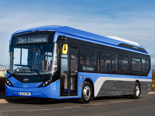Glasgow welcomes 22 new e-buses ahead of COP26