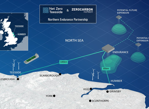 New consortium will use the North Sea to oil the wheels of decarbonisation