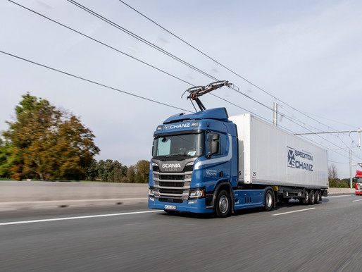 Highway to reduce freight transport carbon emissions