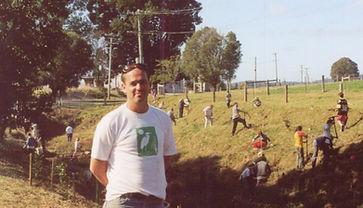 Planting Cemetery Creek Bellingen Urban