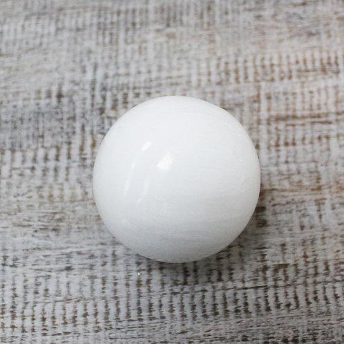 Selenite Crystal Sphere Healing Crystal Charge Grid 5cm