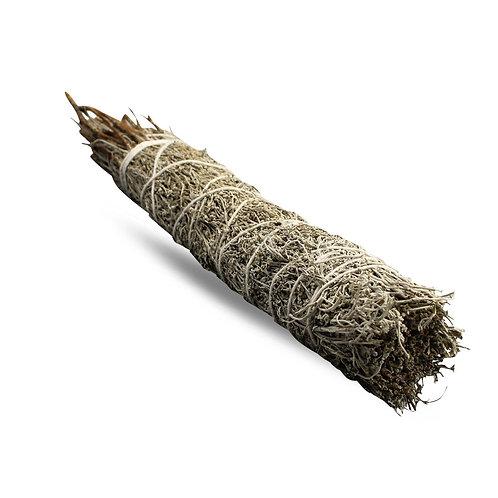 Smudge Stick - Blue Sage - Calming, Yoga, Meditation 22.5cm