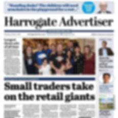PR - Press Coverage - VLK Consultancy - Marketing Solutions - Boroughbridge