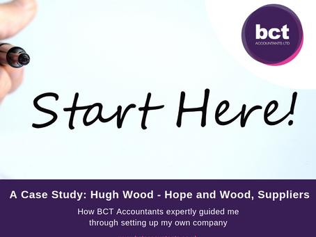A Case Study: Hugh Wood - Hope and Wood Ltd - Suppliers