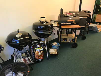 BBQ's and Pizza Ovens